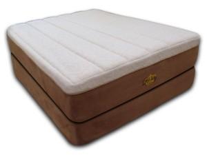 DynastyMattress Luxury Grand 15 Inch Memory Foam Mattress