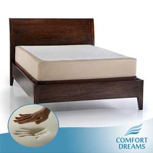 Comfort Dreams Select A Firmness 11 Inch Queen Size