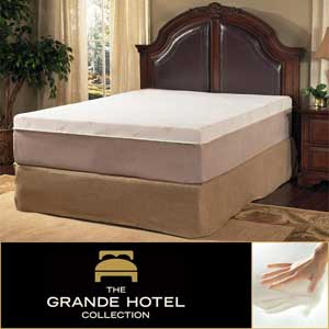 Grande Hotel Collection 14-inch Trizone Memory Foam Mattress Review