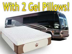 dynasty mattress 12 inch for rv
