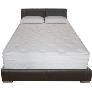 sleep master 13 inch eurotop mattress