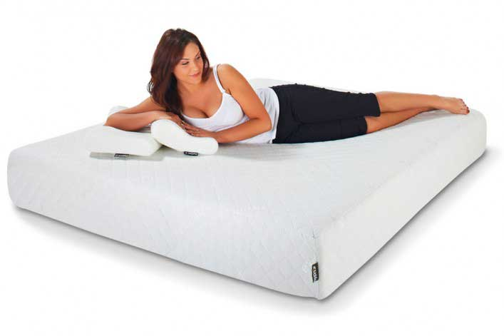 memory foam mattress is a magical type of mattress because it maps your body shape when you sleep on it it has a memory like we do but very short one