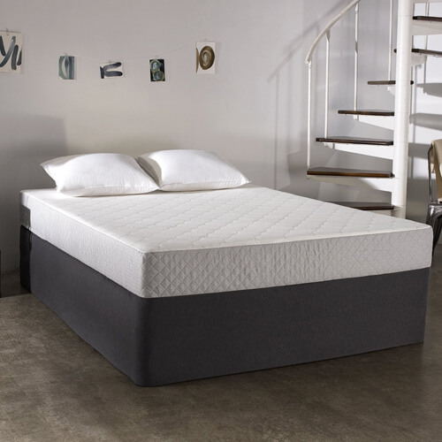 Sleep Innovations Sage 8 Inch Gel Memory Foam Mattress Review