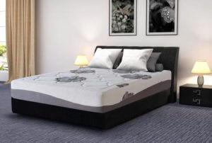 olee sleep memory foam mattress