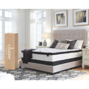 Ashley Chime Hybrid Mattress Review 12 Inch Amp 10 Inch Ohmattress Com