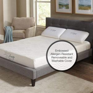 Nature S Sleep Gel Memory Foam Mattress Review Ohmattress Com